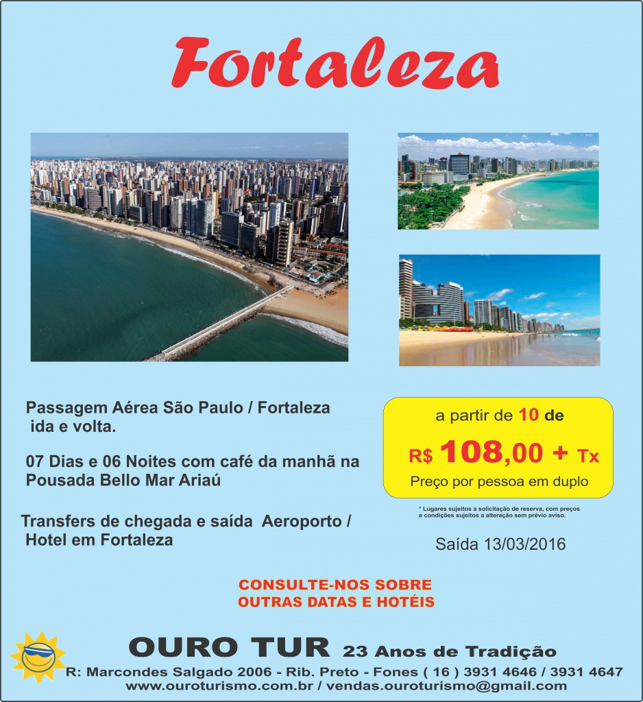 Fortaleza 2016.DEC15